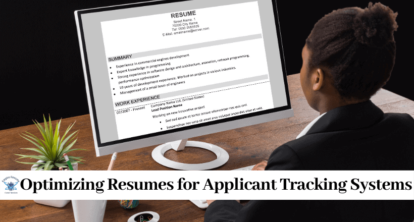 Applicant Tracking System Resume