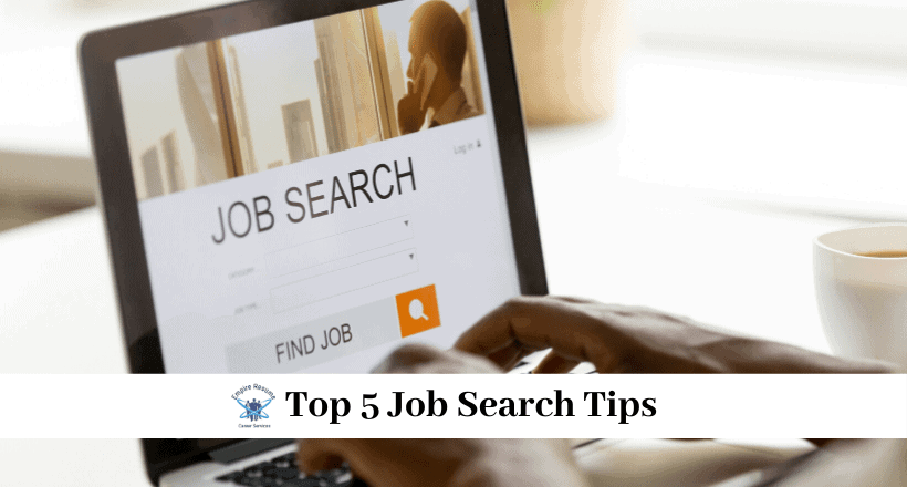 Online Job Search Tips