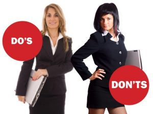 Dressing For Your Interview