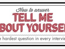 """How To Answer The """"Tell Me About Yourself"""" Interview Question"""