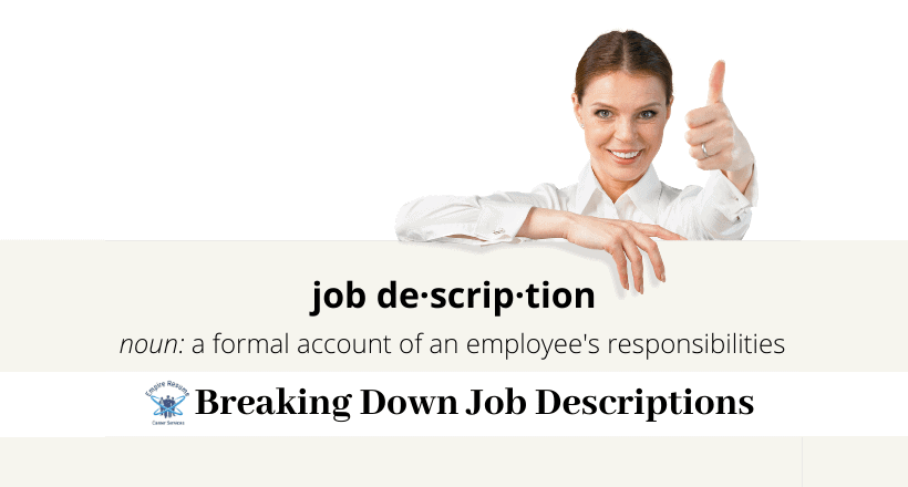 How to Find Keywords in a Job Description
