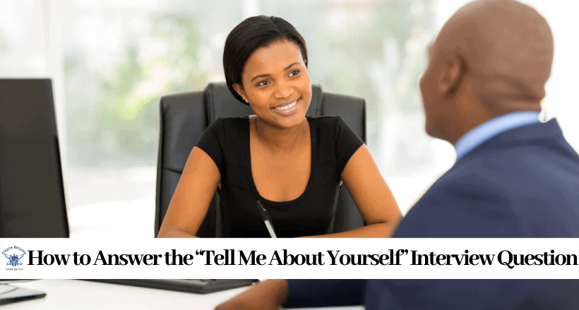 Tell Me About Yourself Interview Question Answer