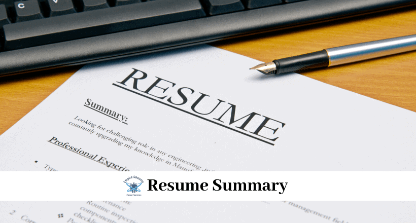 what makes a great resume