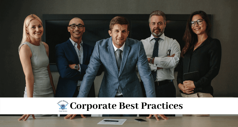 Corporate Best Practices
