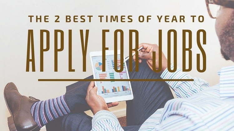 Best Time to Apply for Jobs