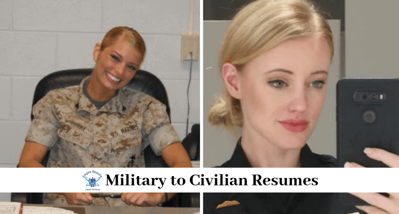 Military to Civilian Resumes