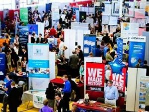 Acing the In-Person & Virtual Job Fair