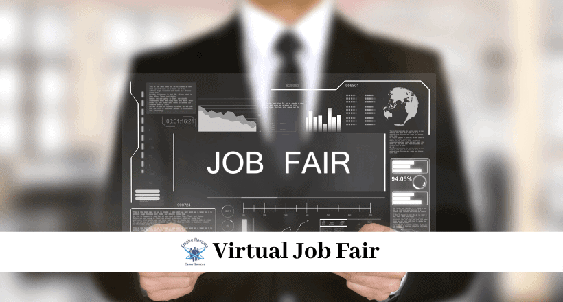 what is a Virtual Job Fair