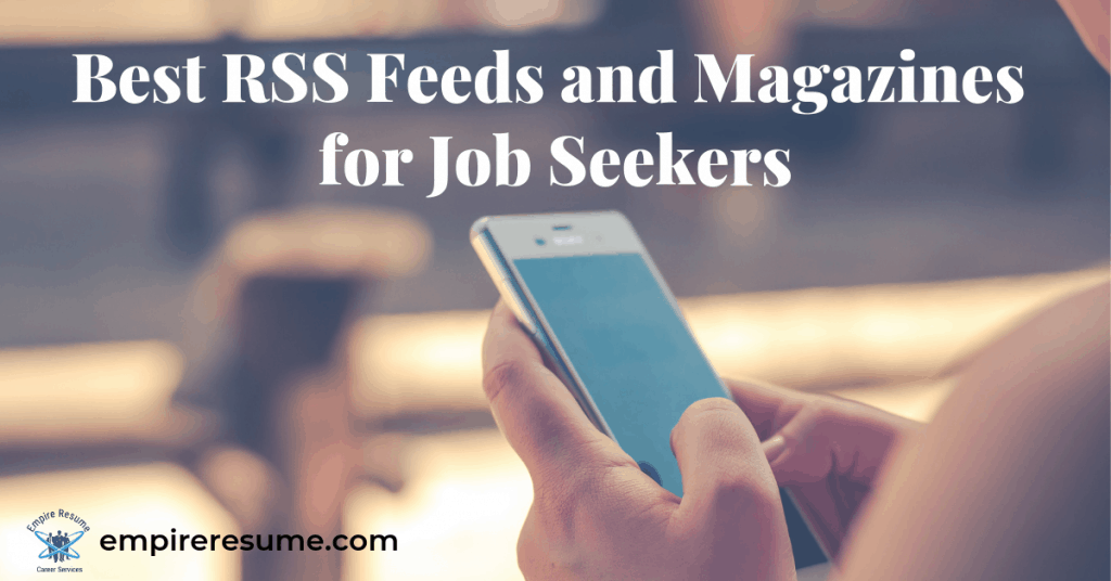 best rss feeds for job seekers