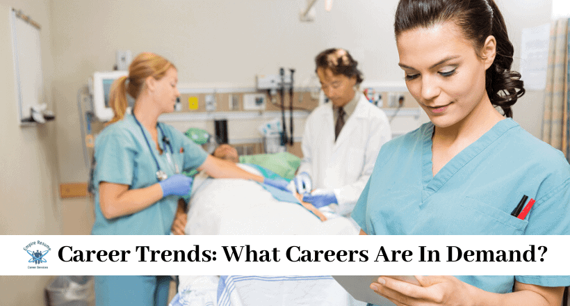 What Careers are in Demand