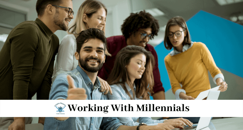 Working with Millennials