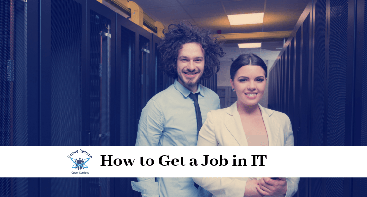 How to Get a Job in IT