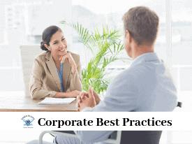 Corporate Best Practices