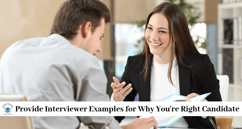 Why should we hire you? Interview Question