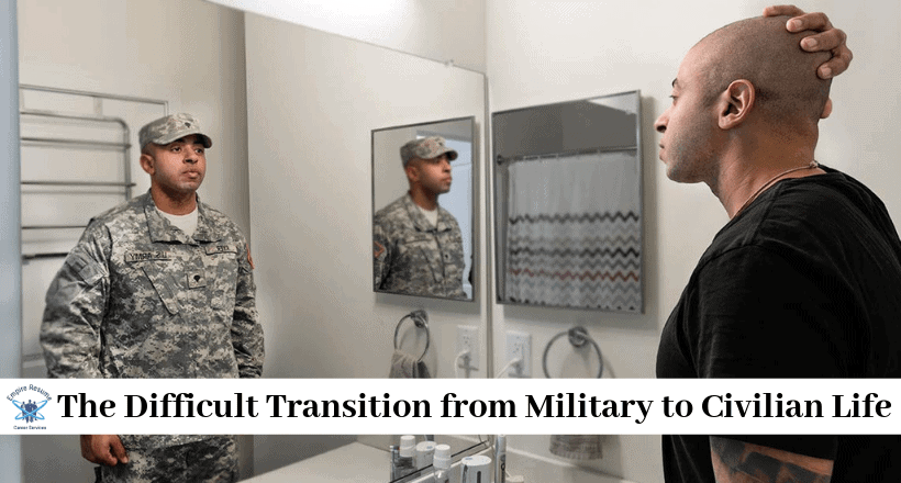 Transitioning from Military to Civilian Life