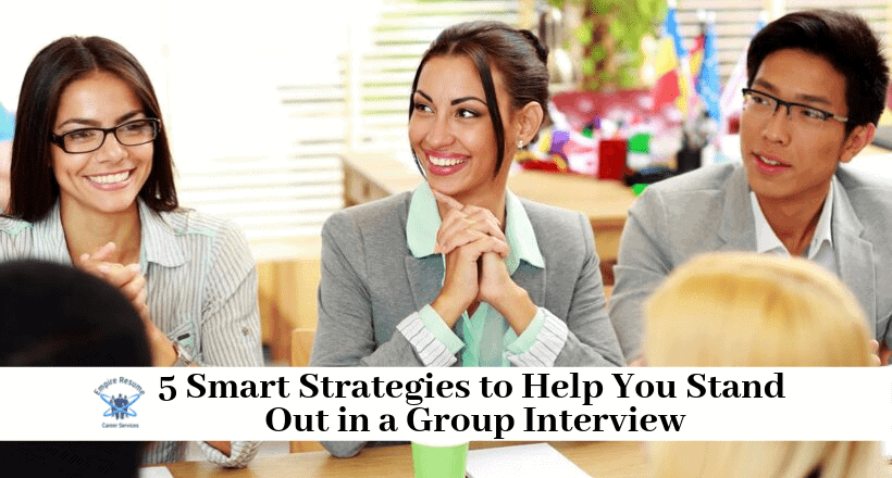 How to Stand Out in a Group Interview