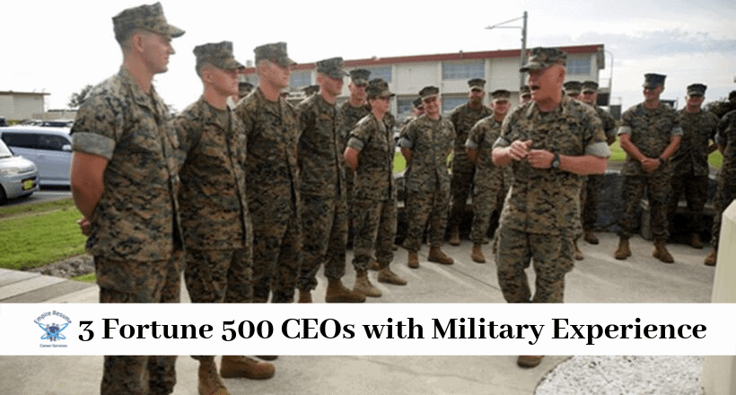 CEOs Who Served in the Military