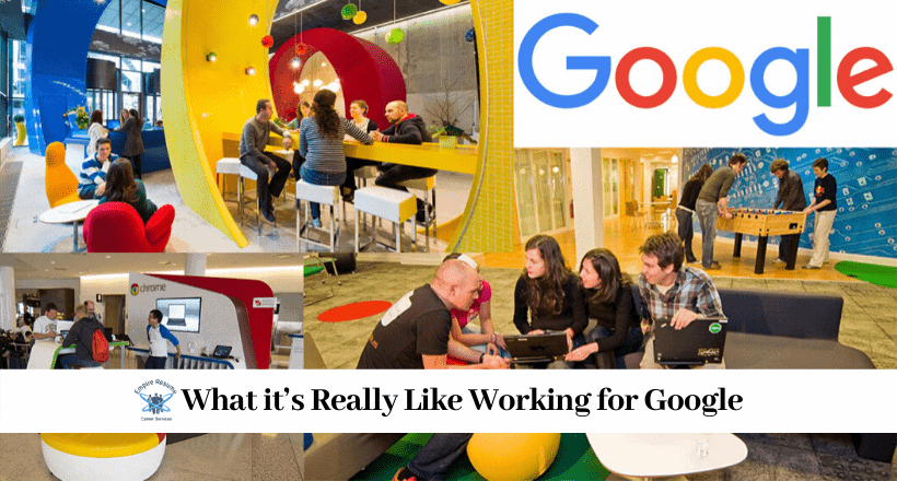 What it's Really Like Working for Google