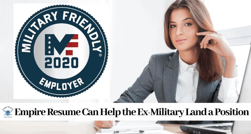 Military Friendly Employers