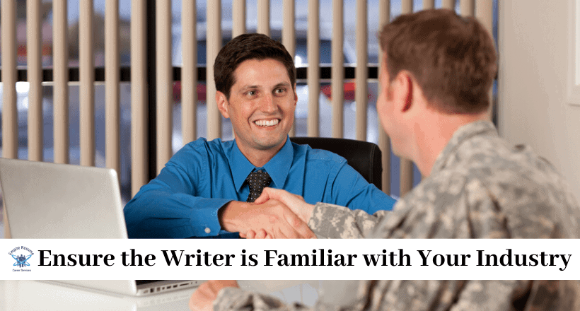 best military transition resume writers