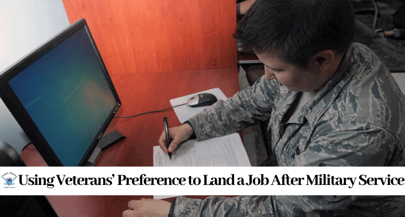 What is Veterans Preference