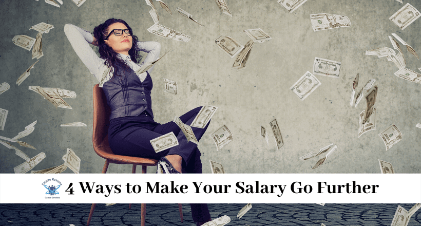 How to Make Your Salary Go Further