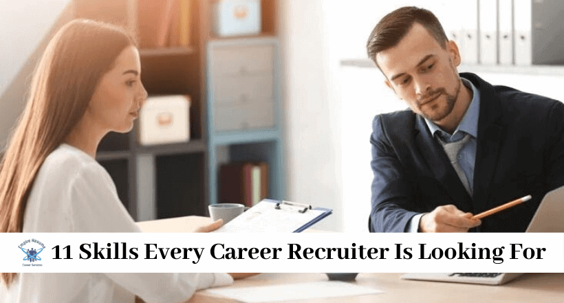 Skills Recruiters Look For