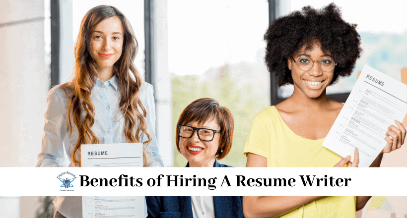 Should I Use a Professional Resume Writer