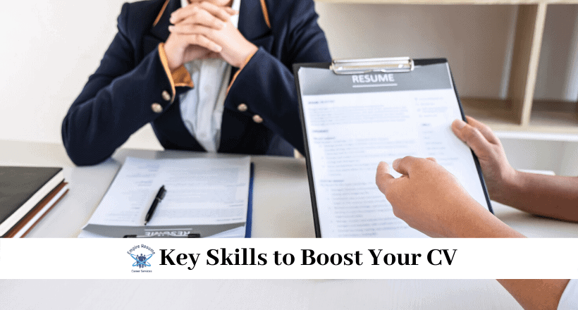 Key Skills to Boost Your CV