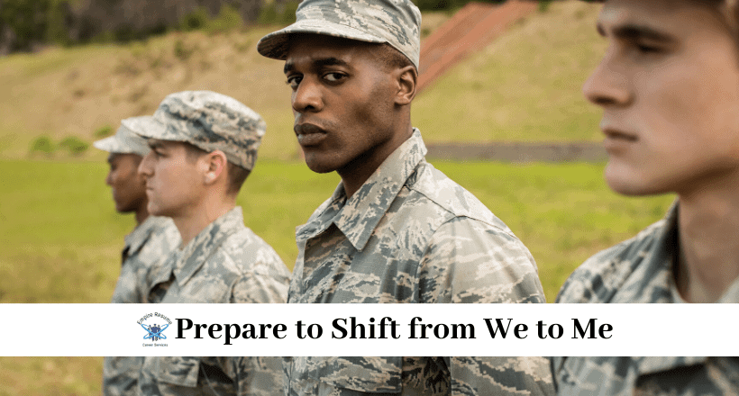 Expert Career Advice for Transitioning Military Members
