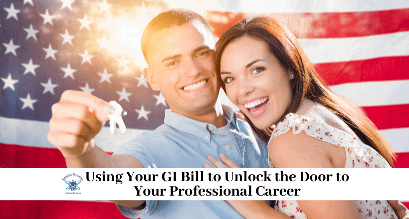 How to Use Your GI Bill Benefits