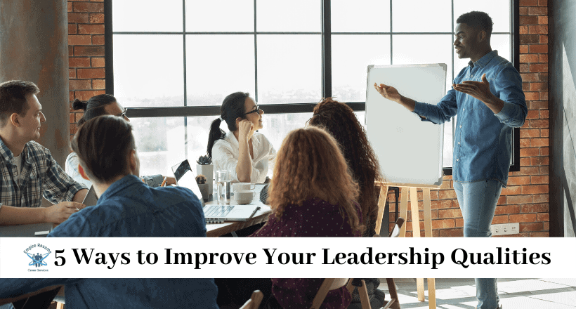 How to Improve Leadership Skills in the Workplace