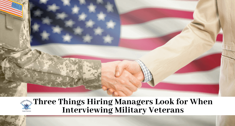 Interviewing Military Veterans