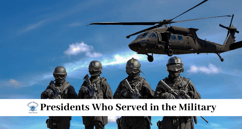 U.S. Presidents Who Served in the Military