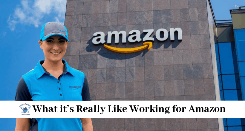 What it's Really Like Working for Amazon
