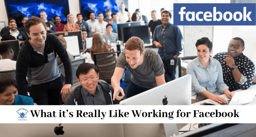 Working at Facebook Benefits