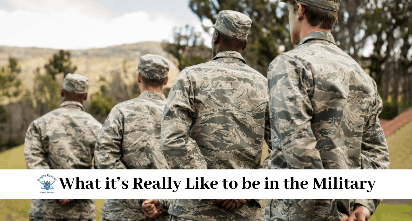 What is Military Life Like