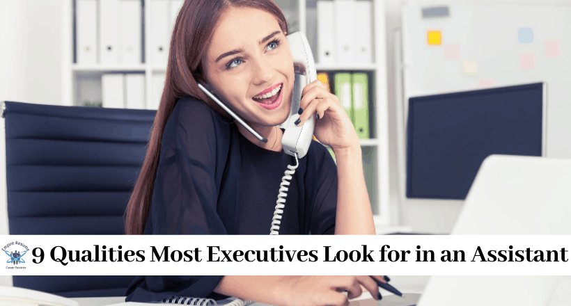 Key Skills for Executive Assistant