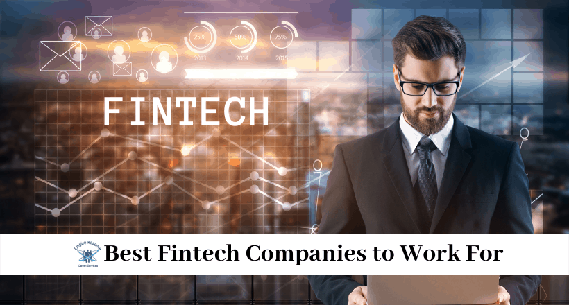 Best Fintech Companies to Work for
