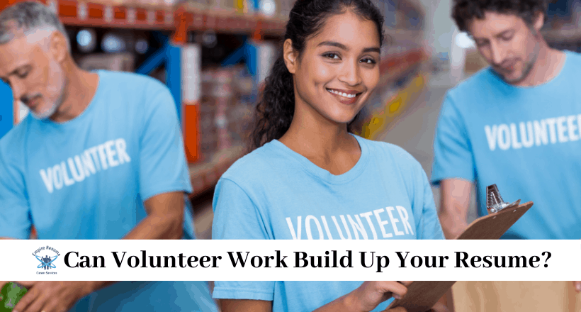 Listing Volunteer Experience on Resume