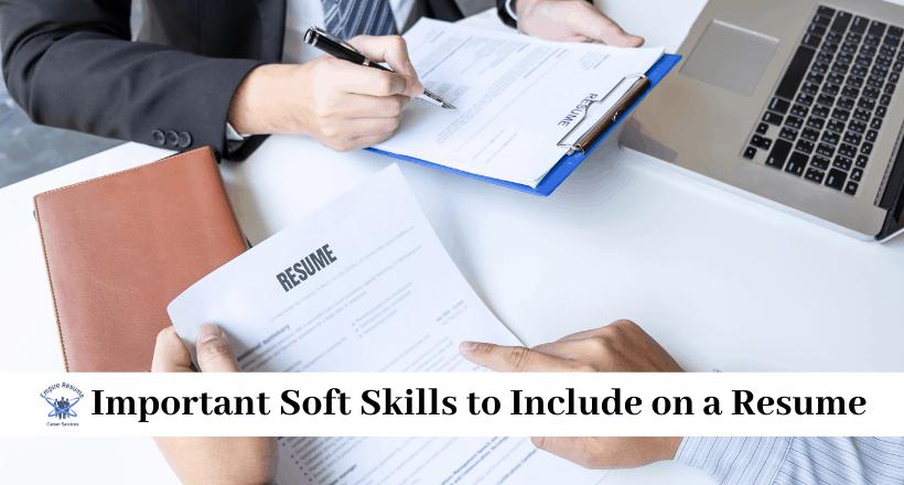Best Soft Skills for Resume
