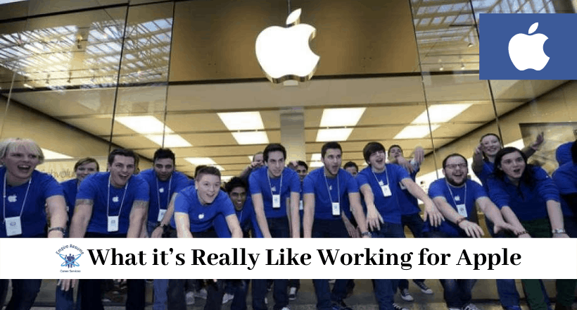 What it's Like Working for Apple