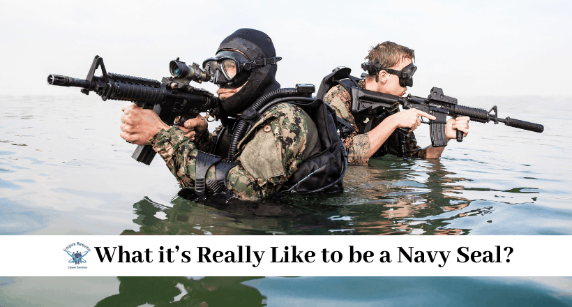 Life as a Navy Seal