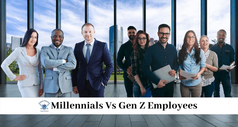 Millennials vs. Gen Z Employees