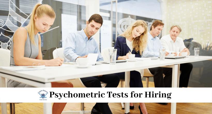 Psychometric Tests for Hiring