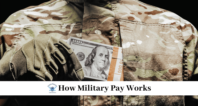 How Military Pay Works
