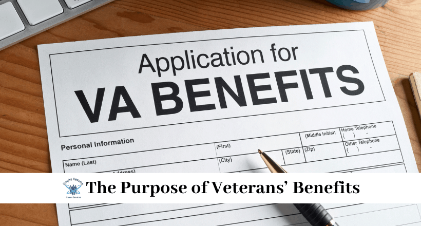 What are Veterans' Benefits