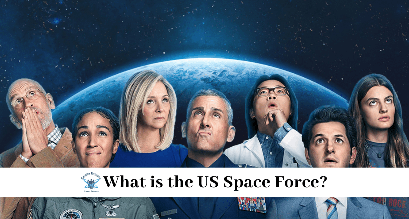 What is the US Space Force