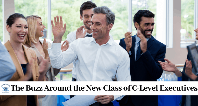 The Rise of the New C-Level Executives