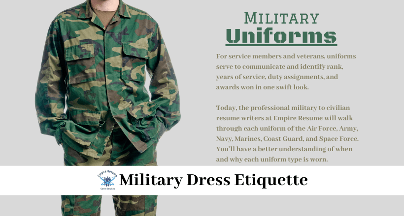 Military Dress Code